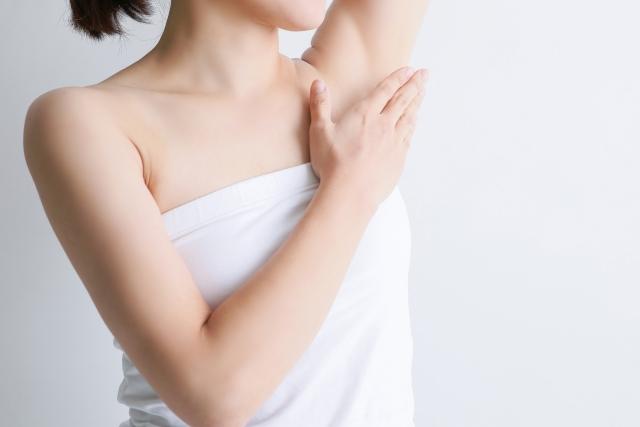 ワキガの臭いを改善する方法