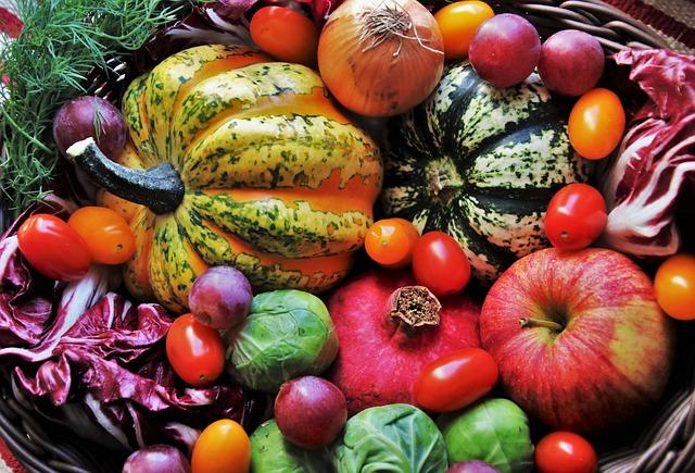加齢臭を予防する食べ物